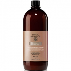 Nook Magic arganoil Disciplining anti-frizz Shampoo - Шампунь для ухода за непослушными волосами, 1000 мл