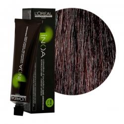 L'Oreal Professionnel Inoa - Краска для волос, 5.15 Светлый шатен пепельно-махагоновый, 60 мл