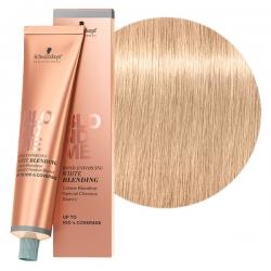 Schwarzkopf BlondMe White Blending Sand - Осветляющий крем для седых волос Песок, 60 мл