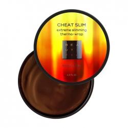 Beautific Cheat Slim Extreme Slimming Thermo-Wrap - Термоактивное обертывание для экспресс-похудения, 200 мл