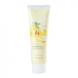 It's Skin Citron Cleansing Foam - Очищающая пенка с экстрактом цитрона, 150 мл
