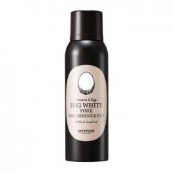 Skinfood Egg White Pore Cool Meringue Pack - Пена-мусс для умывания осветляющая, 140 мл