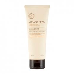 The Face Shop Mango Seed Cleansing Foam - Очищающая пенка с экстрактом семян манго, 150 мл