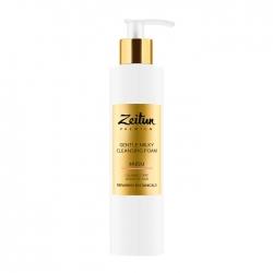 Zeitun Gentle Milky Cleansing Foam - Пенка для умывания чувствительной кожи лица, 200мл