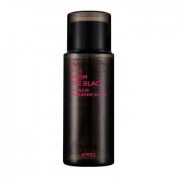 A'Pieu From The Black No Wash Cleansing Water - Очищающая вода для снятия макияжа лица с экстрактом баобаба, 250 мл