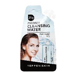 Dermal Yeppen Skin Premier Cleansing Water - Очищающая вода для удаления загрязнений и макияжа, 20мл
