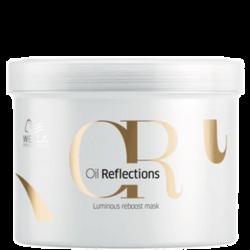 Wella Oil Reflections - Маска для интенсивного блеска волос 150 мл
