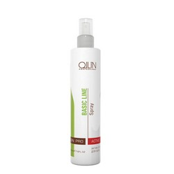 Ollin Professional Basic Line Hair Active Spray - Актив-спрей для волос, 300 мл