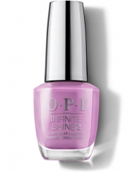 OPI Iceland Infinite Shine - Лак для ногтей One Heckla of a Color!, 15 мл