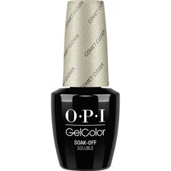 Opi GelColor Comet Closer, - Гель-лак для ногтей, 15мл