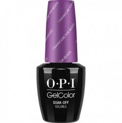 Opi GelColor I Manicure For Beads - Гель-лак для ногтей, 15мл