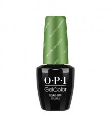 Opi GelColor I'm Sooo Swamped! - Гель-лак для ногтей, 15мл