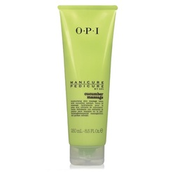 OPI Manicure Pedicure Cucumber Lotion - Лосьон Крем массажный Огурец, 250 мл
