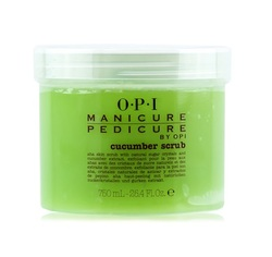 Manicure/Pedicure Cucumber Scrub - Скраб для рук и ног Огурец, 3780 мл