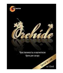 Tan Master Orchide - Крем для загара в солярии Чувственность и магнетизм, 15мл