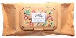 The Saem Garden Pleasure Calendula Cleansing Tissue - Салфетки очищающие с экстрактом календулы, 100 шт.