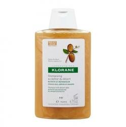 Klorane - Шампунь питательный с маслом финика для сухих и поврежденных волос 400 мл