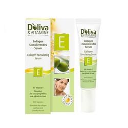 Doliva & Vitamine - Сыворотка против первых признаков старения кожи, 15 мл*SALE