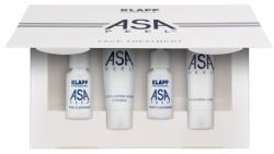 Klapp ASA Peel Face Treatment - Мультифруктовый пилинг с салициловой кислотой и экстрактом коры белой ивы