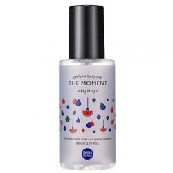 Holika Holika The Moment Perfume Body Mist Fig Hug - Парфюмированный мист для тела, инжир, 80 мл
