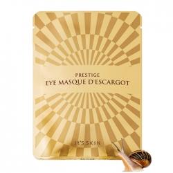 It's Skin Prestige Eye Masque D'escargot - Патчи для век с экстрактом слизи улитки, 3 мл