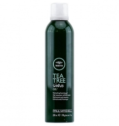 Paul Mitchell Tea Tree Shave Gel - Освежающий гель для бритья 200 мл