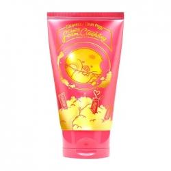 Elizavecca Clean Piggy Pinkenergy Foam Cleansing - Пенка для умывания, 120мл