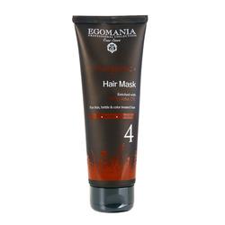 Egomania Professional Treatment Hair Mask Oblepicha Oil For Thin, Brittle - Маска с маслом облепихи для тонких, ломких и окрашенных волос 250 мл