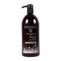 Egomania Professional Shampoo Nut Shea Butter For Extra Thick & Curly Hair - Шампунь с маслом ши для густых, вьющихся волос 1000 мл
