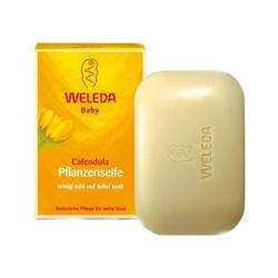 Weleda - Мыло растительное с календулой для детей 100 г