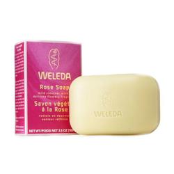Weleda - Мыло растительное розовое 100 г