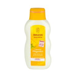 Weleda - Молочко с календулой для детей 200 мл