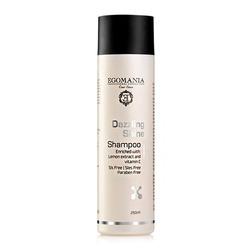 Egomania Professional Dazzling Shine Shampoo - Шампунь для придания блеска волосам 250 мл
