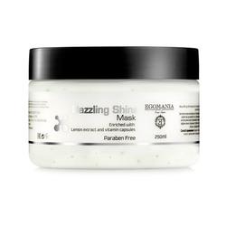 Egomania Professional Dazzling Shine Hair Mask - Маска для придания блеска волосам 250 мл