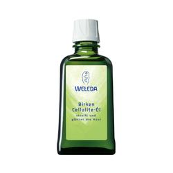 Weleda - Масло березовое антицеллюлитное 100 мл