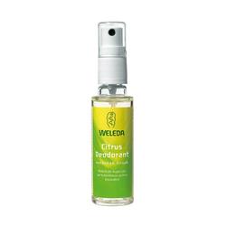 Weleda - Цитрусовый дезодорант стекляный флакон с распылителем 30 мл
