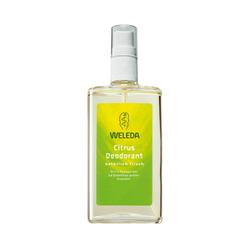 Weleda - Цитрусовый дезодорант стекляный флакон с распылителем 100 мл