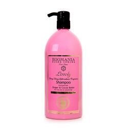 Egomania Professional Shampoo Ginger & Cocoa Butter For Very Dry Hair - Шампунь с имбирем и маслом какао для пересушенных и окрашенных волос 1000 мл