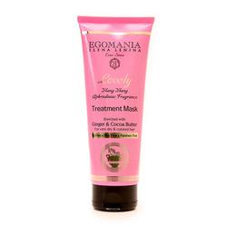 Egomania Professional Treatment Mask Ginger & Cocoa Butter - Маска с имбирем и маслом какао для пересушенных и окрашенных волос 250 мл