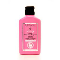 Egomania Professional Shampoo Ginseng & Cocoa Butter For Normal & Dry Hair - Шампунь с женьшенем и маслом какао для нормальных и сухих волос 100 мл