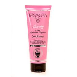 Egomania Professional Conditioner Ginseng & Cocoa Butter For Normal Hair - Кондиционер с женьшенем и маслом какао для нормальных и сухих волос 250 мл