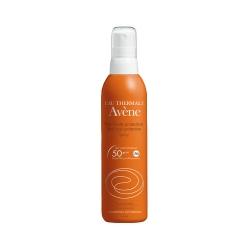 Avene Soins Solaires Солнцезащитные средства - Спрей солнцезащитный spf 50+  200 мл