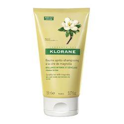 Klorane - Бальзам-ополаскиватель с воском магнолии для интенсивного блеска волос