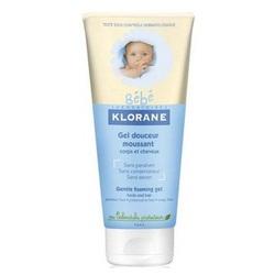 Klorane - Бэбэ мягкий пенящийся гель для волос и тела с экстрактом календулы 500 мл