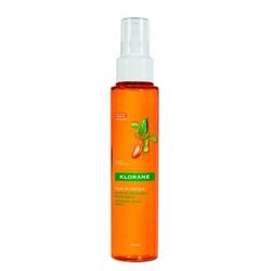 Klorane - масло манго для сухих, поврежденных волос cпрей 125 мл