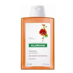 Klorane - Шампунь с экстрактом настурции от сухой перхоти 200 мл