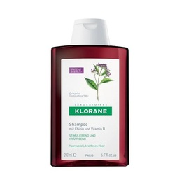 Klorane - Шампунь с экстрактом хинина укрепляющий 200 мл