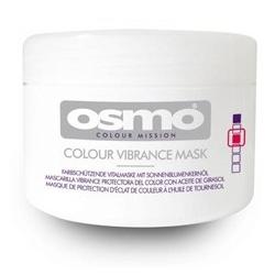 Osmo-Renbow Colour Mission Vibrance Mask - Мерцающая маска для окрашенных волос 100 мл