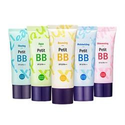 "Holika Holika Petit BB Shimmering SPF45 PA+++ AD - ББ-крем для лица ""Петит ББ"" Сияние SPF45 PA+++, 30 мл"
