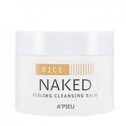 A'pieu Naked Peeling Cleansing Balm - Пилинг-бальзам для лица, 45мл